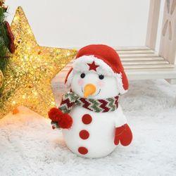 별눈사람25센티  크리스마스 장식 성탄절