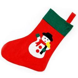 성탄양말 (눈사람)  크리스마스꾸미기 트리장식양말