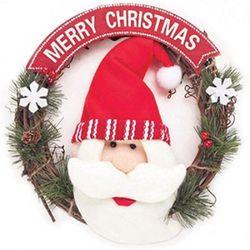 넝쿨산타리스  크리스마스꾸미기 장식소품
