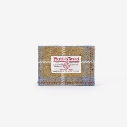[1300K단독할인/~12/22까지] CARD CASE X HARRISTWEED Olive