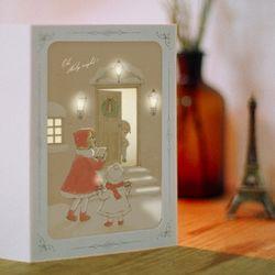 DEARMOMENT CARD 크리스마스 카드 carol
