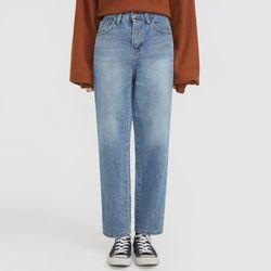 one day denim straight pants