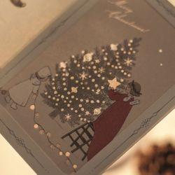 DEARMOMENT CARD 크리스마스 카드 christmas