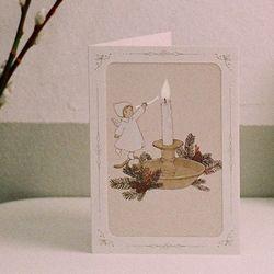 DEARMOMENT CARD 크리스마스 카드 light