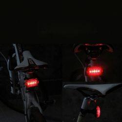 PH 자전거용 LED 후미등(5패턴)