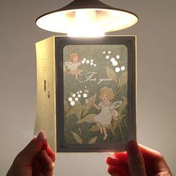 DEARMOMENT CARD maylily