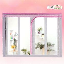 PVC 지퍼식 방풍막 창문용(소) (200X120)(CN7350)
