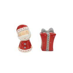 크리스마스 산타와 선물