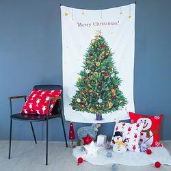 크리스마스 트리 월데코 90x140(cm)