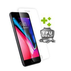 아이폰8 곡면풀커버 고투명 충격흡수 TPU보호필름