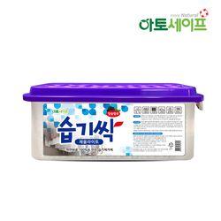 습기싹 습기제거제 (300gx1개)탈취 방습 옷장 제습제