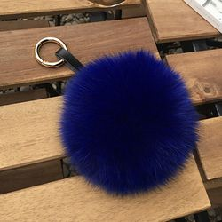 FOX FUR - BLUE (BigSize)