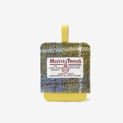 [1300K단독할인/~12/22까지] SLDING CARDCASE X HARRIS TWEED Olive
