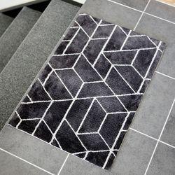 패턴 욕실 발매트M
