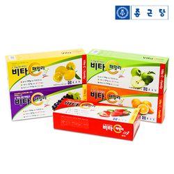 [종근당] 비타C 패밀리 5가지맛 중 택3