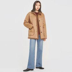 poodle mustang jacket
