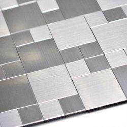 점착식 알미늄 메탈타일 2톤정방사각 (HMT99304)