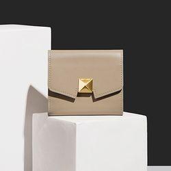 Cube Box Wallet - Taff