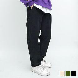 남녀공용 골덴팬츠 (3colors)
