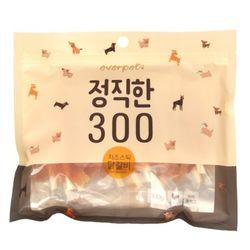정직한 300  치즈스틱 닭갈비 300g
