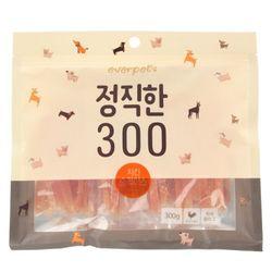 정직한 300  치킨 슬라이스 300g