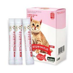 메디오젠 100억마리 유산균앤가바 고양이용 영양제