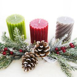 크리스마스 베리 갈란드 2color