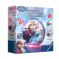 72pcs 겨울왕국 3D 볼퍼즐2(12173)
