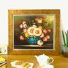 돈들어오는그림  유화그림 그림선물 풍요의 꽃병 10호