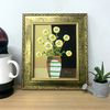 복을부르는그림 그림선물 유화그림 행복한꽃병 꽃그림