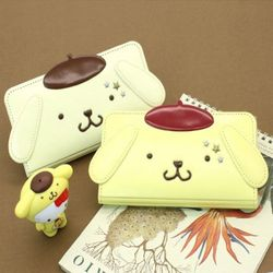 [Sanrio]폼폼푸린 페이스 플립 케이스.삼성폰