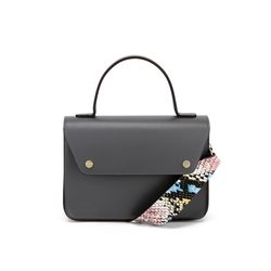 Moore S Handbag Gray