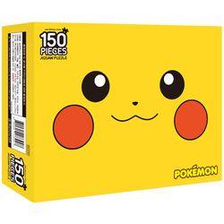 포켓몬스터 직소퍼즐 150조각 행복한 피카츄