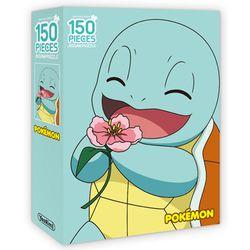 포켓몬스터 직소퍼즐 150조각 꽃을 든 꼬부기