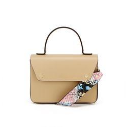 Moore S Handbag Beige
