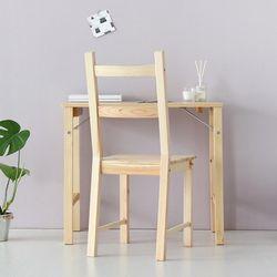 PEOPLE 접이식테이블 + EVE 의자 1인세트