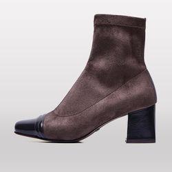 7125 Stretch Boots Grey
