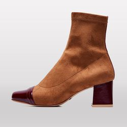 7125 Stretch Boots camel