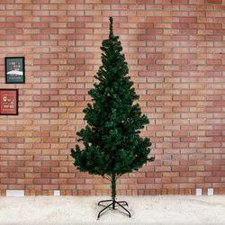 크리스마스 트리 [그린PVC] 210cm