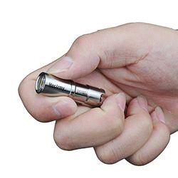 맥아미 MecArmy 티타늄미니130루멘 X1S Silver 충전식