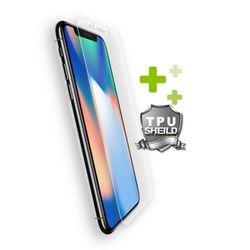아이폰X 곡면 풀커버 고투명 충격흡수 TPU 보호필름