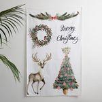 [Fabric] 크리스마스 컷트지 - Happy Christmas Cut
