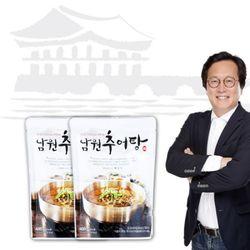 황교익 활미꾸라지 남원추어탕400g x 5봉