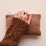 carmel soft touch pouch (medium)