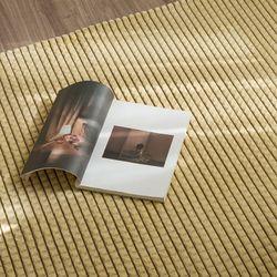 미니 스퀘어 엠보 러그-허니 옐로우(150x200cm)