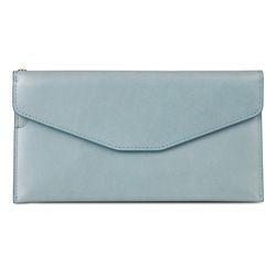 [한스마레] 여행용 스마트 지갑 여권지갑 - 민트 블루