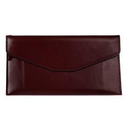 [한스마레] 여행용 스마트 지갑 여권지갑 - 와인