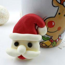 산타비누 (5인용)DIY 솝클레이 선물 크리스마스