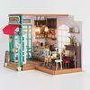 [adico]DIY 미니어처 시그니처 하우스 - 커피숍