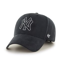 47브랜드 MLB모자 뉴욕 양키즈 블랙 스트럭처 라인